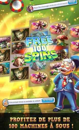 Huuuge Casino Machines à sous 1