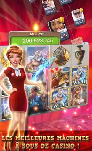Huuuge Casino Machines à sous 2