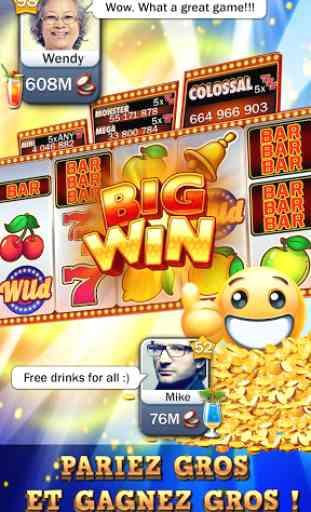 Huuuge Casino Machines à sous 3