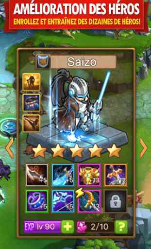 Magic Rush: Heroes 3