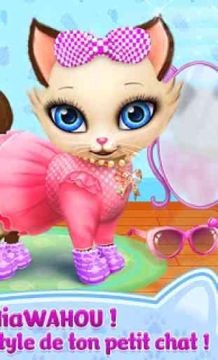 Mon petit Chat — Mon Ami Poilu 1