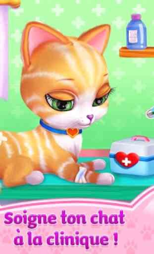 Mon petit Chat — Mon Ami Poilu 4