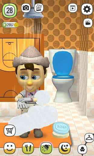 Mon Pinocchio Poupée qui Parle 3