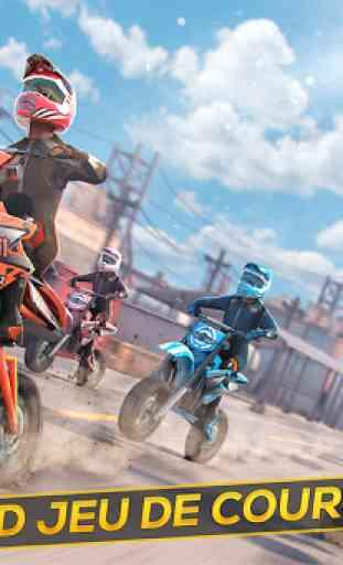 Moto Cross Extrême Freestyle 1