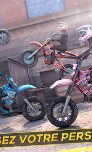 Moto Cross Extrême Freestyle 3