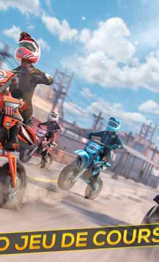 Moto Cross Extrême Freestyle 4