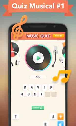 Music Quiz (Quiz Musical) 1