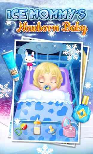 Newborn Baby Ice Maman 3