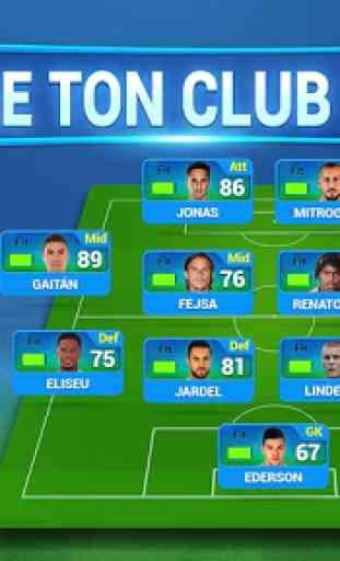 Online Soccer Manager (OSM) 3