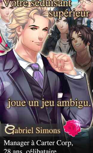 Otome : Is-it Love? Gabriel  3