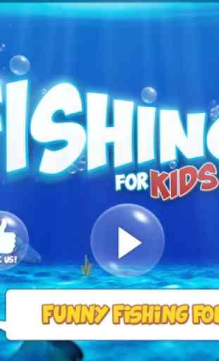 Pêche pour les enfants 1