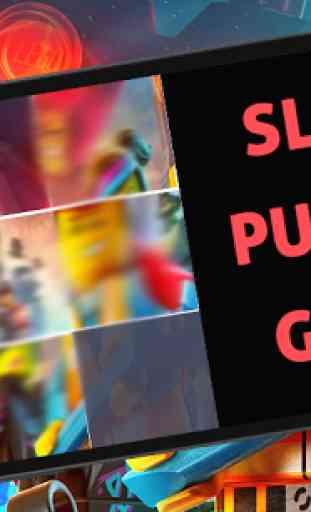 Puzzle lego avengers games 1