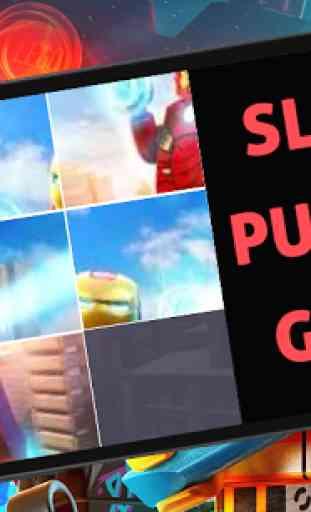Puzzle lego avengers games 2