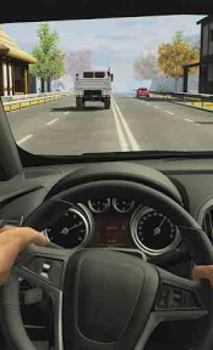Racing in Car 2 1