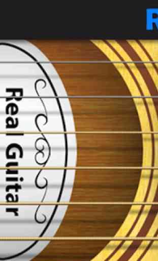 Real Guitar - Guitare 1