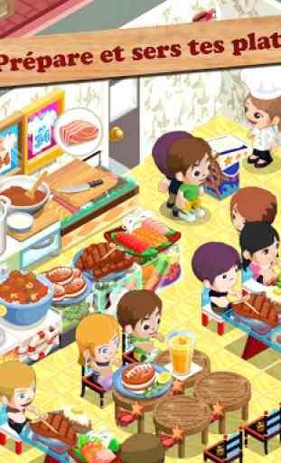Restaurant Story™ 3