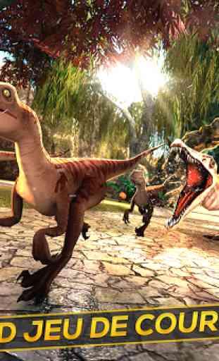 Simulation de Dinosaures 3D 1