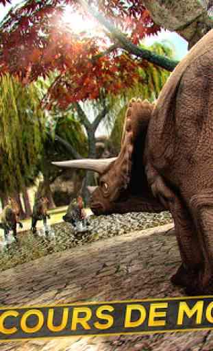Simulation de Dinosaures 3D 2