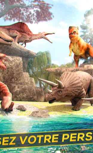 Simulation de Dinosaures 3D 4