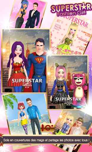 Superstar Fashion Girl 4