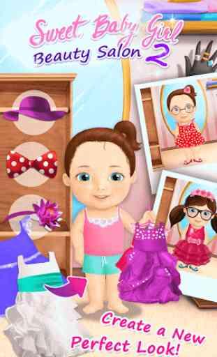 Sweet Baby Girl Beauty Salon 2 2
