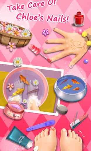 Sweet Baby Girl Beauty Salon 2 3