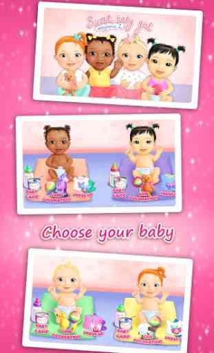Sweet Baby Girl - Crèche 2 1