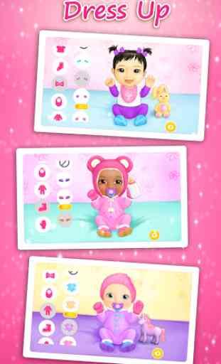 Sweet Baby Girl - Crèche 2 2