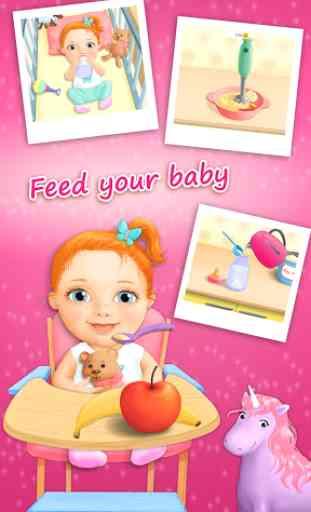 Sweet Baby Girl - Crèche 2 4