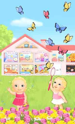 Sweet Baby Girl Dream House 2 1
