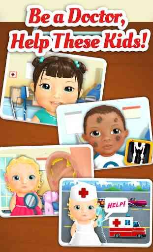 Sweet Baby Girl - Hospital 1
