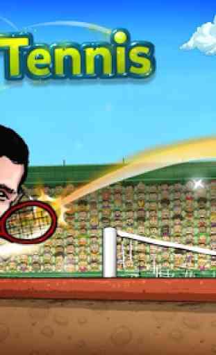 Tennis Marionnette- Coup Droit 1