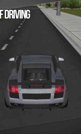 Traffic Car Driving 3D 3