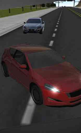 Traffic Car Driving 3D 4