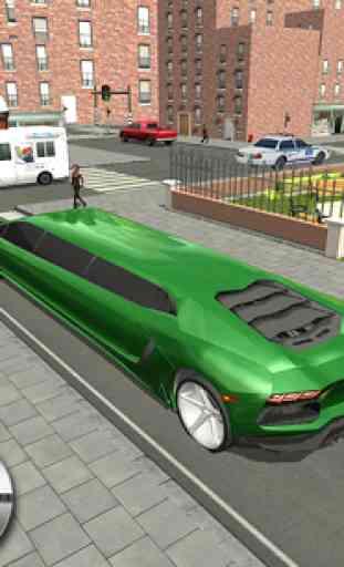 Urban City Limo Legend 3D 1