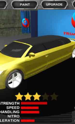 Urban City Limo Legend 3D 2