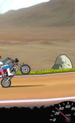 Wheelie Challenge 1
