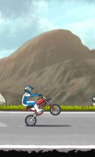 Wheelie Challenge 3