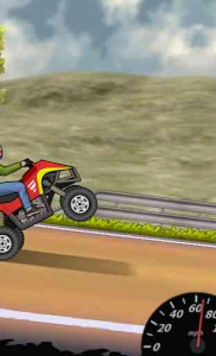 Wheelie Challenge 4