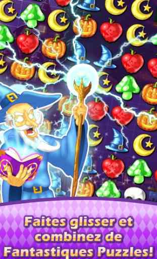 Witch Puzzle - Jeu Gratuit 1