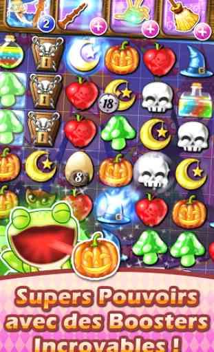 Witch Puzzle - Jeu Gratuit 4