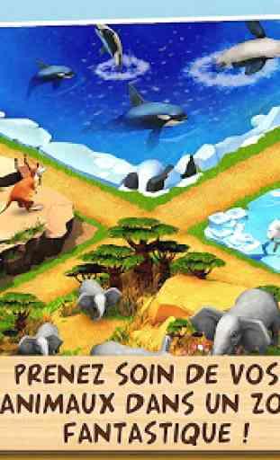 Wonder Zoo - Animal rescue ! 1