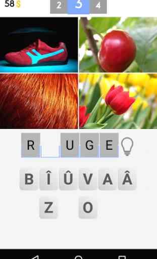 4 Images 1 Mot 1