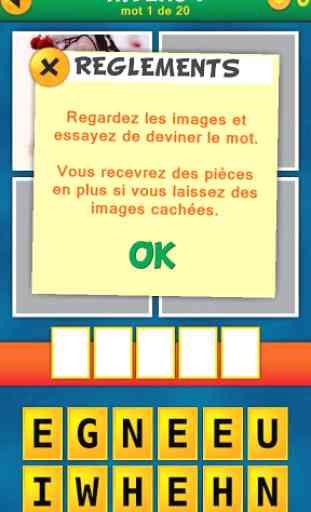 4 Images 1 Mot Plus - Français 2