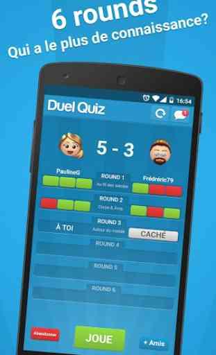 Duel Quiz 3