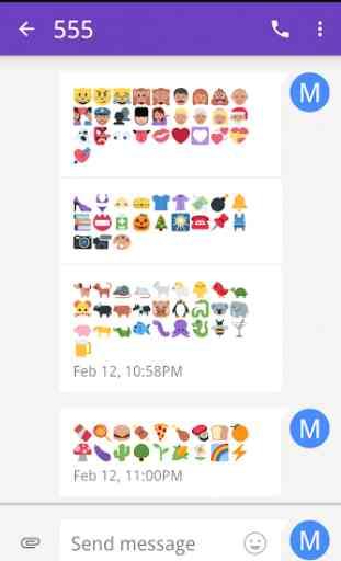 Emoji Fonts for FlipFont 6 1