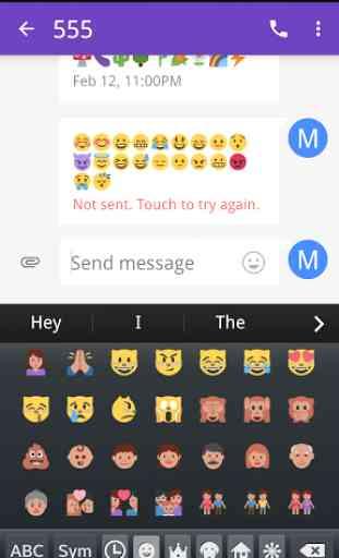 Emoji Fonts for FlipFont 6 3
