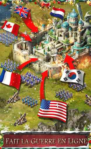 Empire War: Age of Heroes 4