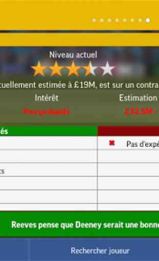 Football Manager Mobile 2017 2