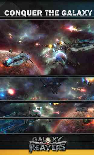 Galaxy Reavers-Space RTS 1
